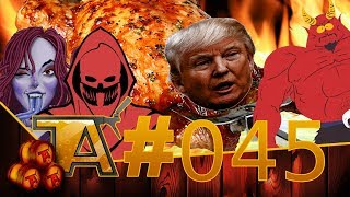 TAP #45 | IMPEACHTHEMF - ALEXANDRA OCASIO - NATIONAL ROAST DAY! - AND MORE!