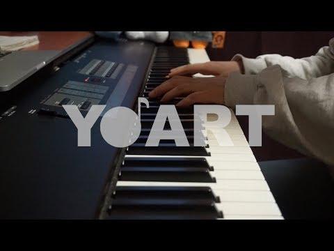 [YOSILVER] 찬송가 '큰 영광 중에 계신 주' 피아노 연주