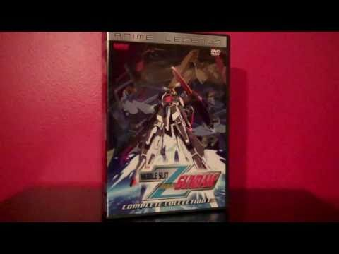 •.• Streaming Online Mobile Suit Zeta Gundam Complete Collection I (Anime Legends)