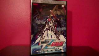 Zeta Gundam Complete Collection I DVD review