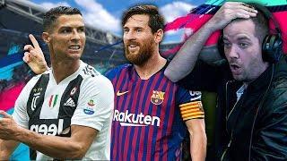 JE TESTE MESSI ET RONALDO  - FIFA19