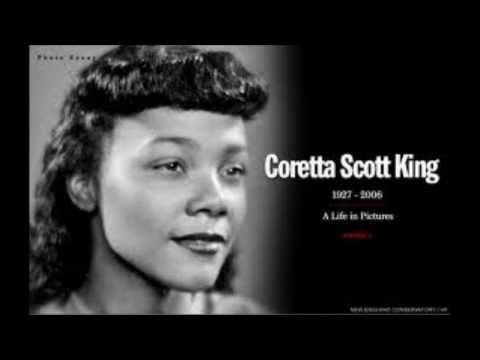 "Single: ""Coretta Scott King"""