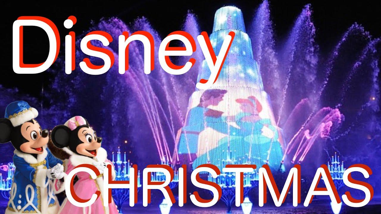 ディズニークリスマス(ファンタズミック)disney christmas 東京