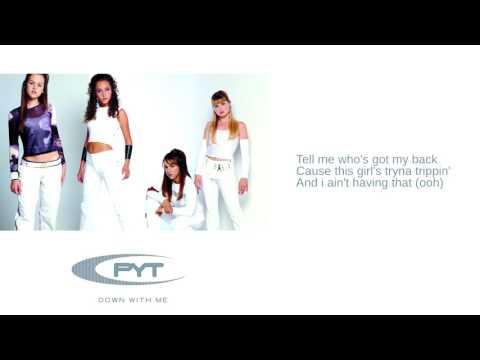 PYT: 06. PYT (Down With Me)