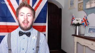 Noctis Horribilis! Royal Reviewer LIVE Weekly Q&A Chat SHOW (08/07/17) - British Royal Family Chat!