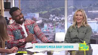 Inside Meghan Markle's $430K+ NYC Baby Shower   Daily Pop   E! News E News live Video