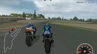 MotoGP 3 Ultimate Racing Technology ** GAMEPLAY **