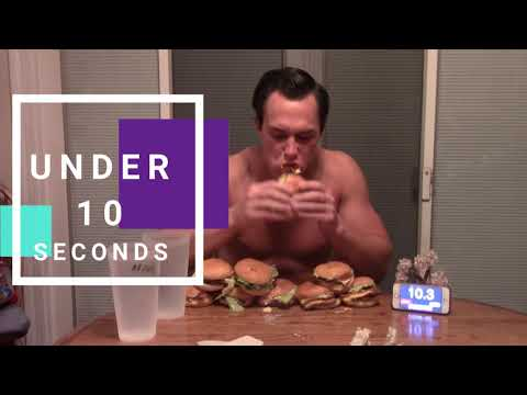 10 NEW GIANT JUNIOR BACON CHEESEBURGERS FROM WENDY'S!!!