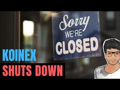 Koinex Shuts Operations, Bitcoin Roller Coaster Price Action - Hindi
