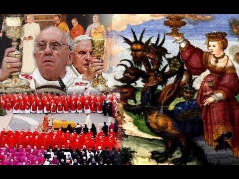 QUEM É A GRANDE BABILÔNIA? De Apocalipse 17!