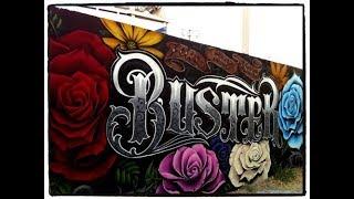 Buster Graffiti Monterrey - GraffitiMX Mexico