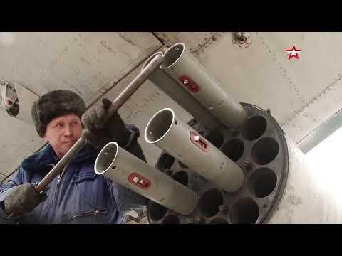 Кадры масштабных учений авиации и ПВО на юге России