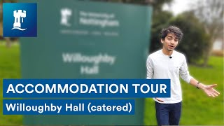 Uni Park Campus - Willoughby Hall (catered accommodation)