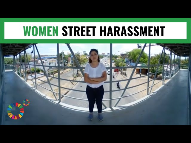 Women Street Harassment - MY WORLD 360