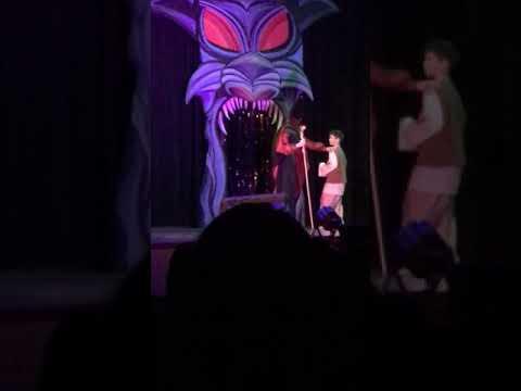 Aladdin play Cromwell middle school