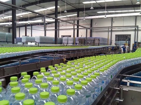 Complete Line-- Mineral Water Bottle Filling Machine with Price List