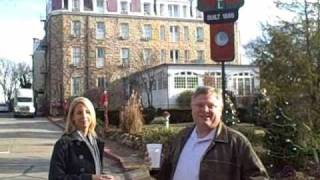 Eureka Springs, Arkansas Winter Vacation Getaway Part 1
