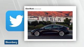 Tesla Rolls Out Its First Model 3