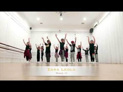 ZARA LEOLAMOVE IT DANCE VIDEOLagu Anak Indonesia Terbaru 2016
