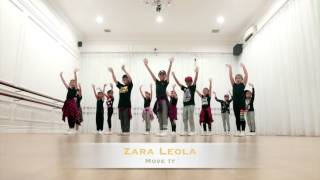 ZARA LEOLA   MOVE IT DANCE VIDEO   Lagu Anak Indonesia Terbaru 2016