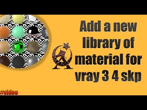 how to add a material in catia library