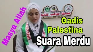 Download Video Gadis Palestina Ngaji Suara Merdu yang menggetarkan Hati MP3 3GP MP4