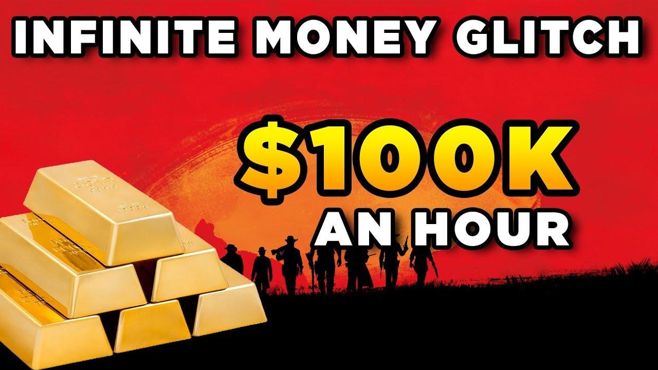 Red Dead Redemption 2 UNLIMITED MONEY GLITCH - $100K an Hour (Infinite &  Ultimate Money Exploit)