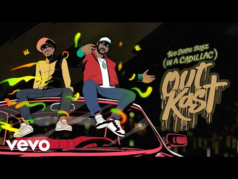 Outkast – Two Dope Boyz (In a Cadillac) (Animated Music Video) preview image