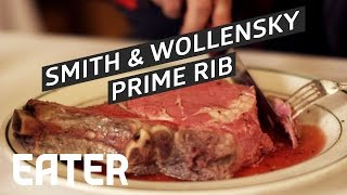 World Health Organization Be Damned, Eat Prime Rib 'til It Kills You