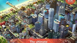 SimCity Buildt   IOS   Game level 99   Gameplay Video