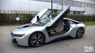 a day with the bmw i8 alps adventure part 5