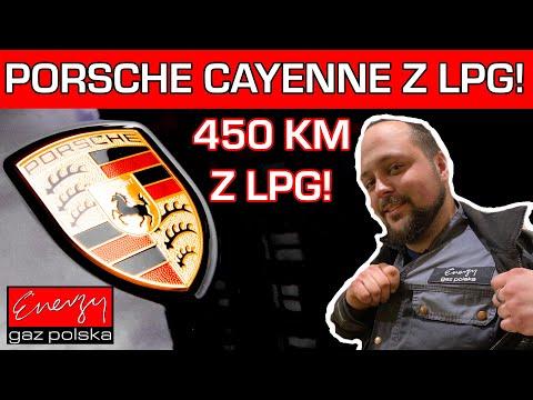 Montaż LPG: PORSCHE CAYENNE 4.5 TURBO 450 KM 2004R! Silnik MOCNIEJSZY niż BAZOOKA na GAZ!