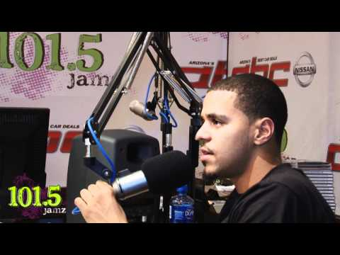 J.Cole Talks Rihanna, New Album And If The Boy Is Single