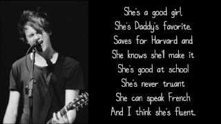 Repeat youtube video Good Girls Are Bad Girls - 5 Seconds of Summer ( 5sos ) lyrics & pictures