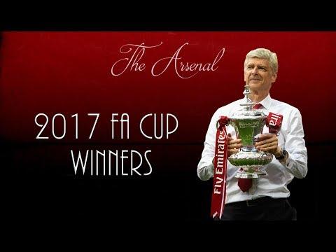 2017 FA Cup Winners ● Arsenal FC