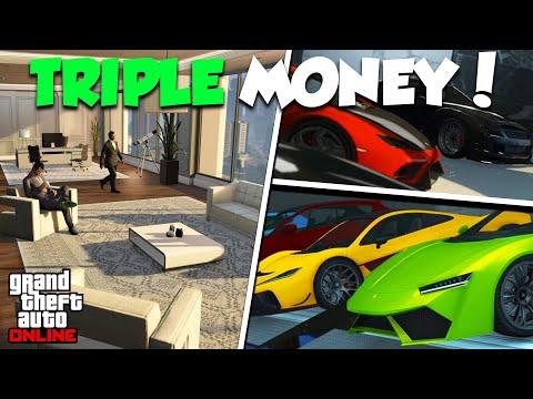TRIPLE MONEY, DISCOUNTS & SAD NEWS! GTA Online Weekly Update (June 17th 2021)