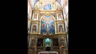 Invitatorio, Sancta Mater Dei genitrix - Manuel Arenzana.