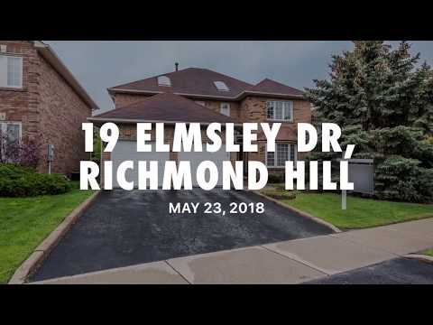 Richmond Hill (NW of Bayview/16th Ave) 4Br 2-Car-Grg 3128SF Detached House For Sale