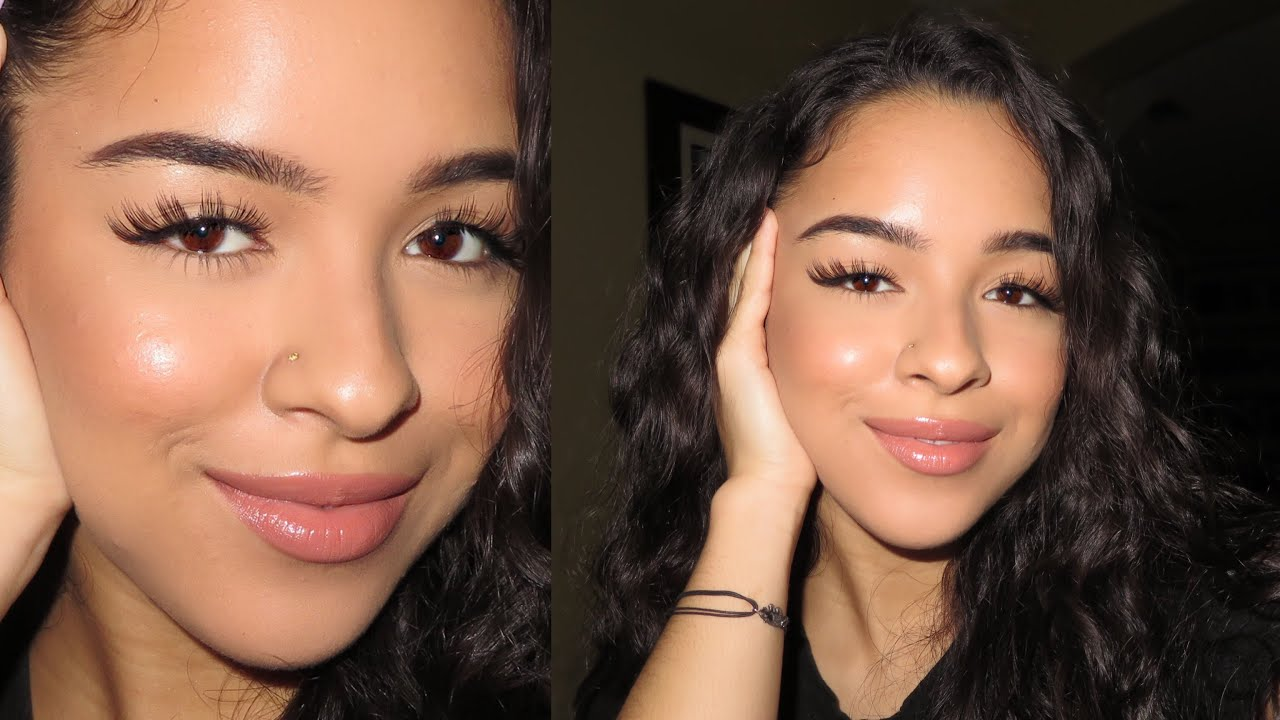 Andreea Reyes my go-to flawless makeup routine | raimi reyes