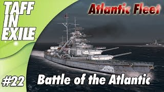 Atlantic Fleet |  Battle of Atlantic | Part 22 - We Got Bismarck!