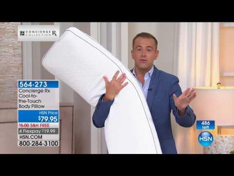 HSN | Concierge Collection RX Bedding 08.06.2017 - 01 AM
