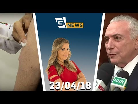 Gazeta News - 23/04/2018