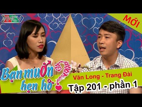 Chết cười vì cô nàng nói giọng HongKong tỏ tình với chàng trai   Văn Long - Trang Đài   BMHH 201