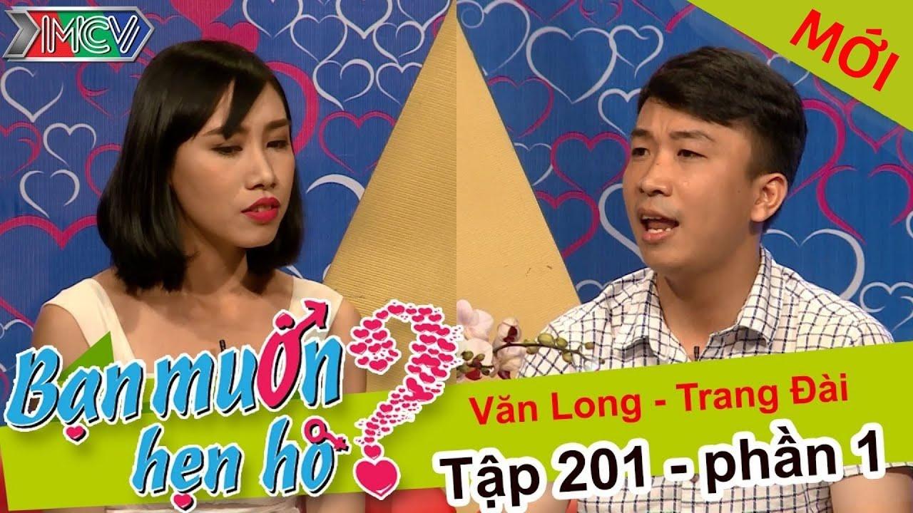 Chết cười vì cô nàng nói giọng Hồng Kông tỏ tình với chàng trai | Văn Long - Trang Đài | BMHH 201