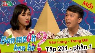 Download Video Chết cười vì cô nàng nói giọng Hồng Kông tỏ tình với chàng trai | Văn Long - Trang Đài | BMHH 201 😅 MP3 3GP MP4
