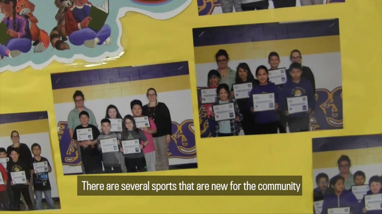 80c33cbad La Loche Community School says thank you to the world - YouTube