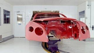 ► Bentley Factory - All Videos