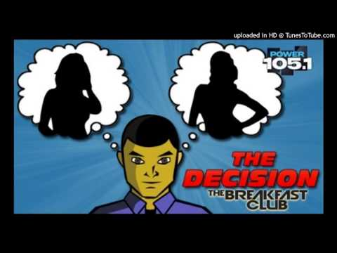 The Decision Shane vs Teale - At The Breakfast Club Power 105.1