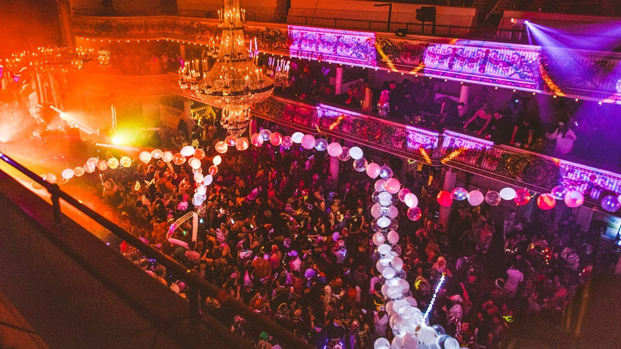 City Of Gods Halloween Brooklyn 2020 City of Gods 2018 at Grand Prospect Hall   YouTube