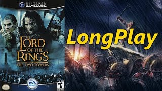 The Lord of the Rings: The Two Towers - Longplay Full Gameplay Walkthrough & Extras